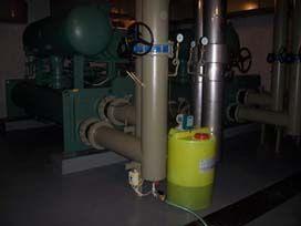 中央空调水系统处理